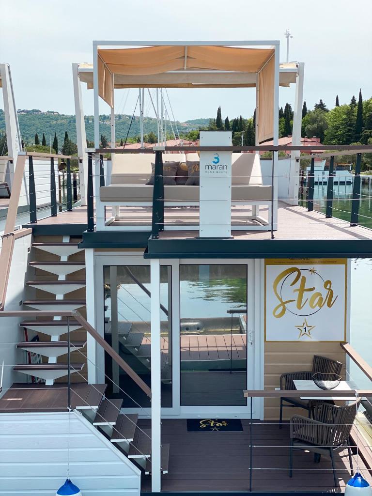 Дом для отпуска  Star 1 Floating House, Marina Portorož  - отзывы Booking