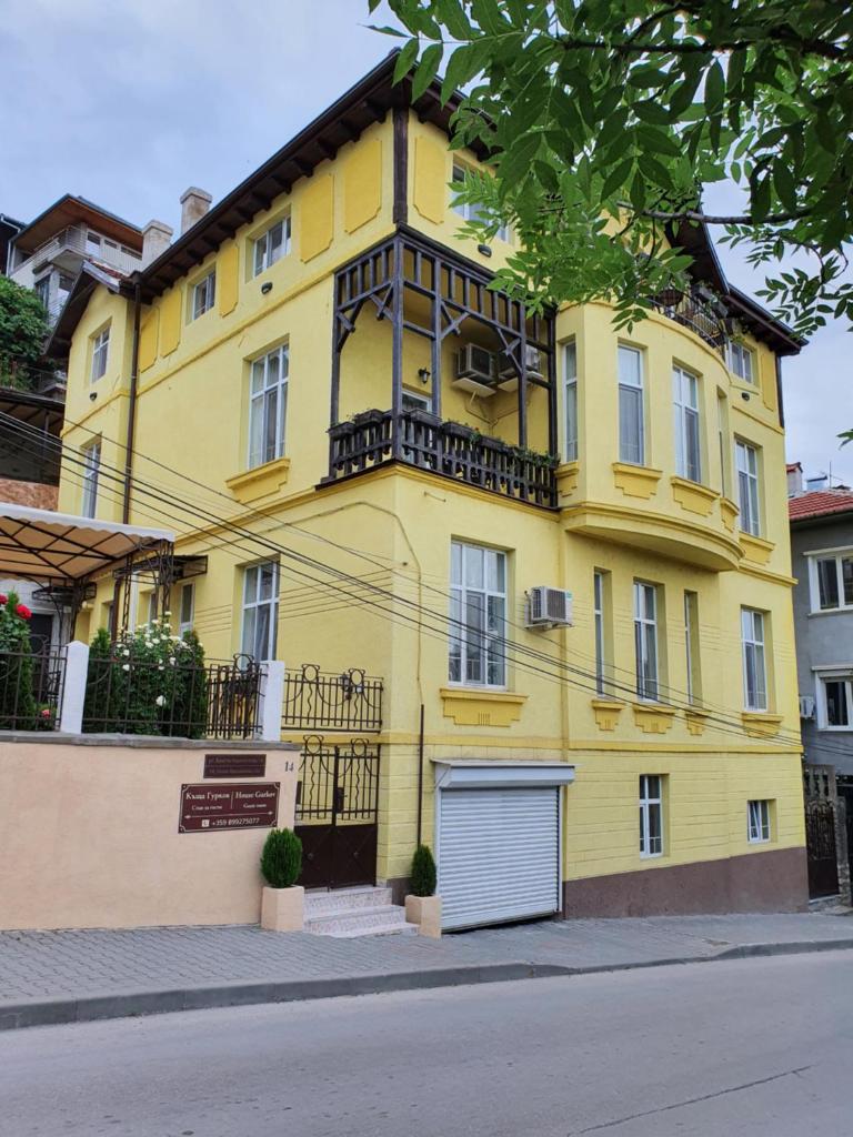 Гостевой дом Guest House Gurkov - отзывы Booking