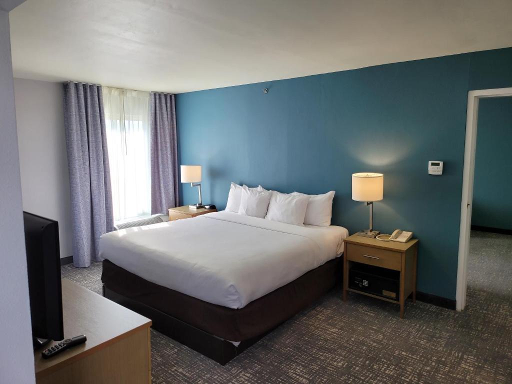 Отель  Отель  Comfort Inn & Suites Alexandria Van Dorn Street
