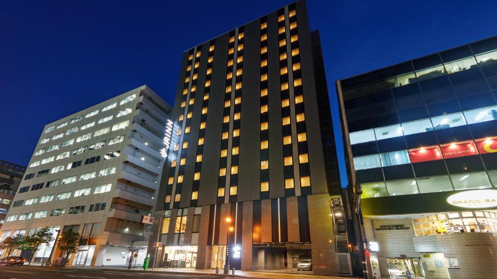 Отель  JR Inn Sapporo Kita 2 Jo  - отзывы Booking