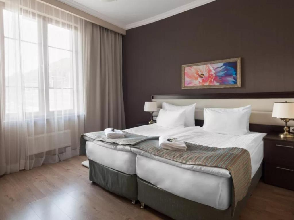 Апартаменты/квартира Apartment Gorki Gorod 540 - отзывы Booking