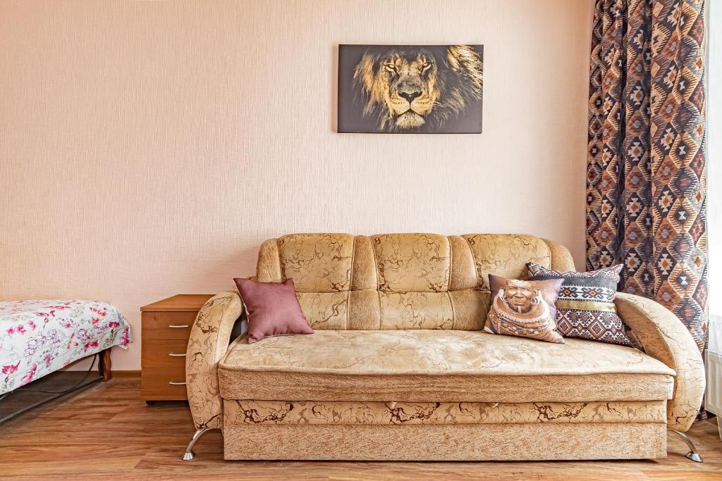 Апартаменты/квартира  1-комнатная квартира для семьи  - отзывы Booking