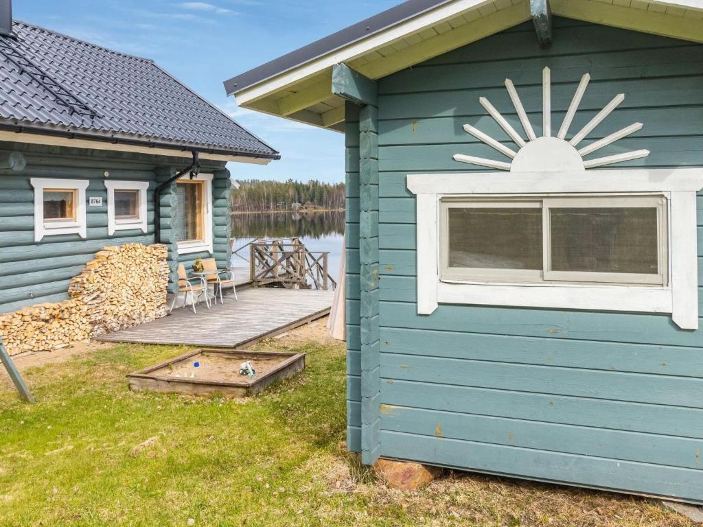 Дом для отпуска Holiday Home Aurinkotupa - отзывы Booking