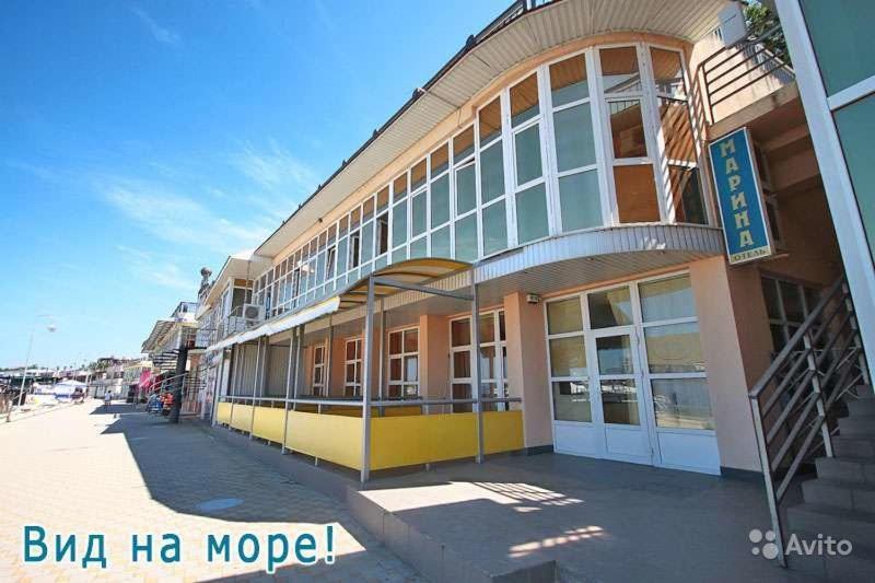 Отель Марина - отзывы Booking