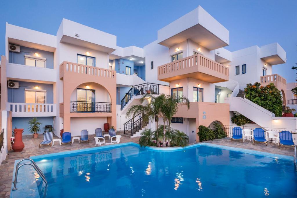 Апарт-отель Esplanade Apartments - отзывы Booking