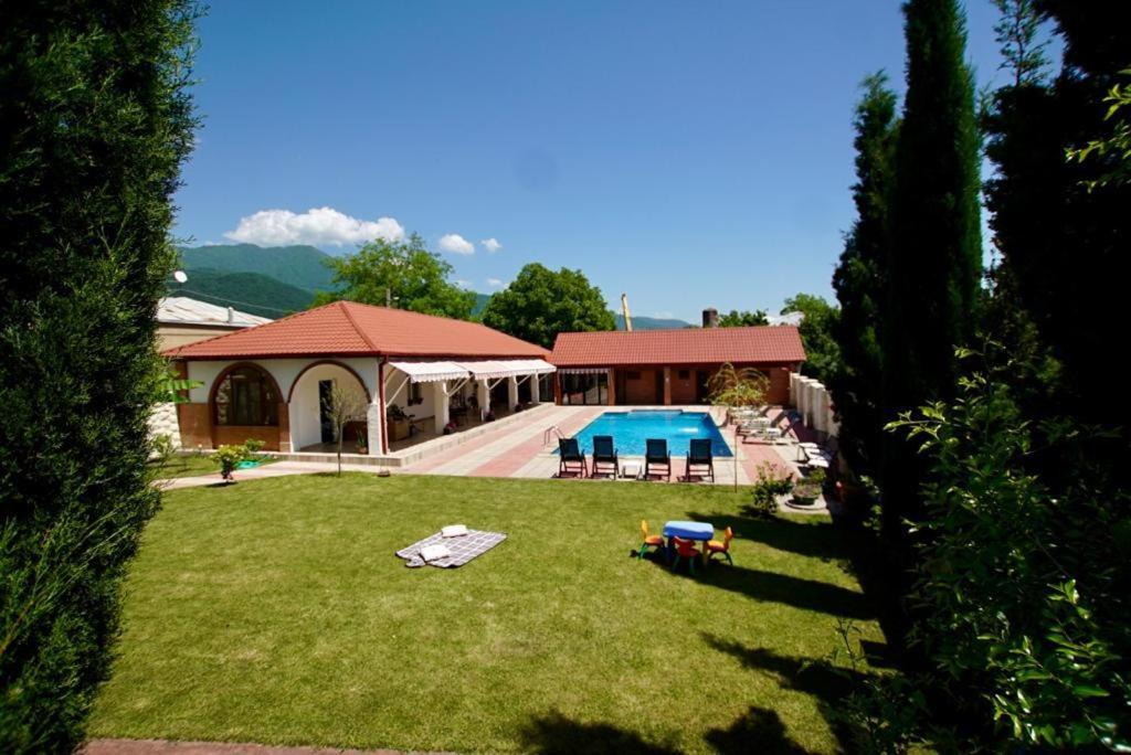 Отель типа «постель и завтрак»  Pawlonia Villa Kvareli  - отзывы Booking