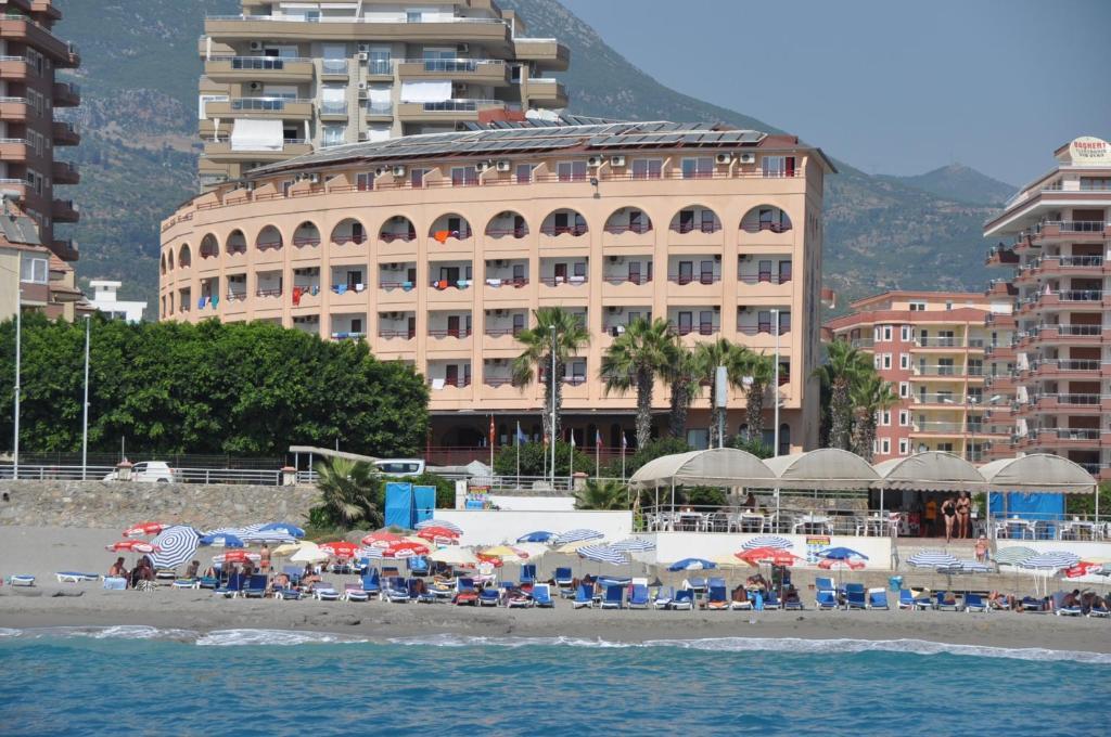 Отель  Doris Aytur Hotel  - отзывы Booking