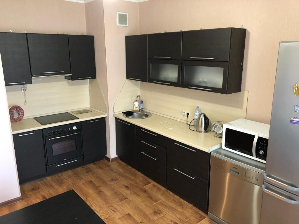 Апартаменты/квартира  1 комнатная квартира  - отзывы Booking