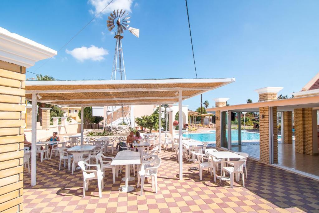 Отель  Hotel Dorieas (Diagoras Annex)  - отзывы Booking