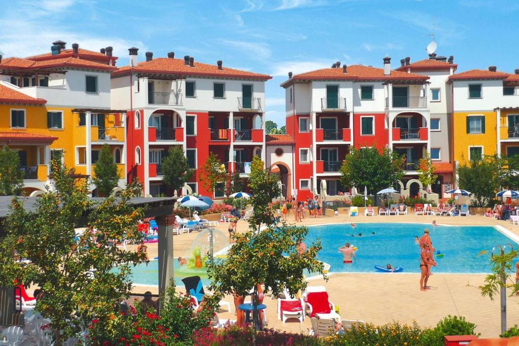 Апартаменты/квартира Holiday resort Villaggio Sant'Andrea Lido Altanea - IVN01425-CYA - отзывы Booking