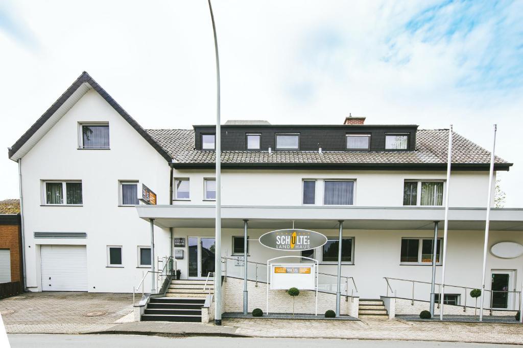 Отель  Schultes Landhaus  - отзывы Booking