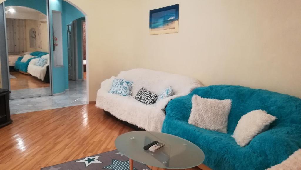 Апартаменты/квартира Экологичная 4-комнатная квартира в центре - отзывы Booking