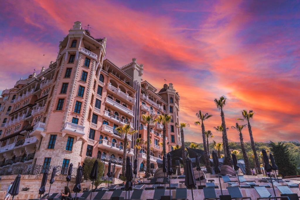 Отель  Royal Castle Design & SPA - 24 Hours Ultra All Inclusive  - отзывы Booking