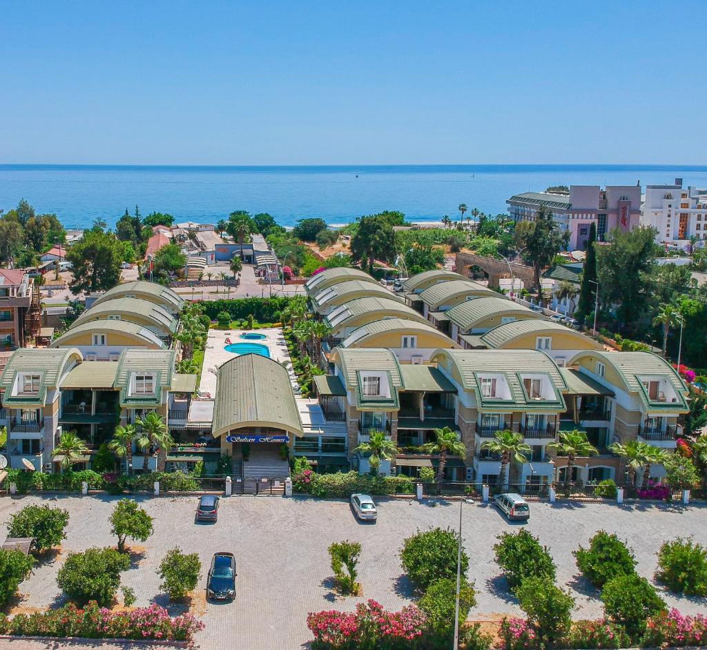 Апартаменты/квартиры  Sultan Homes Apartments 1  - отзывы Booking