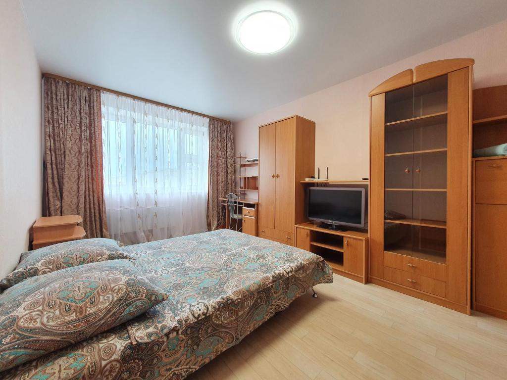 Апартаменты/квартира  Ноябрьск ул.Мира 61  - отзывы Booking