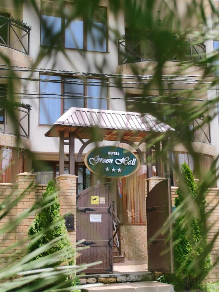 Отель Отель Green Hall - отзывы Booking