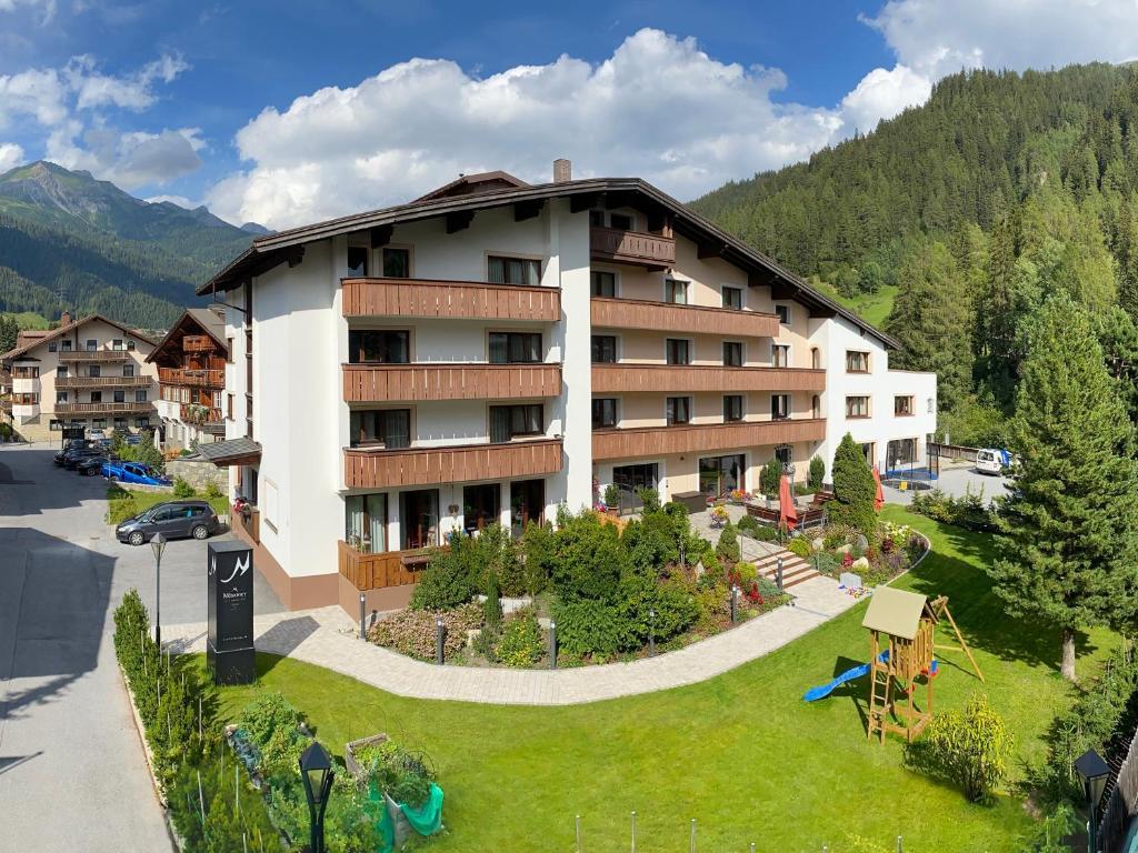 Отель  Hotel Garni Mössmer  - отзывы Booking