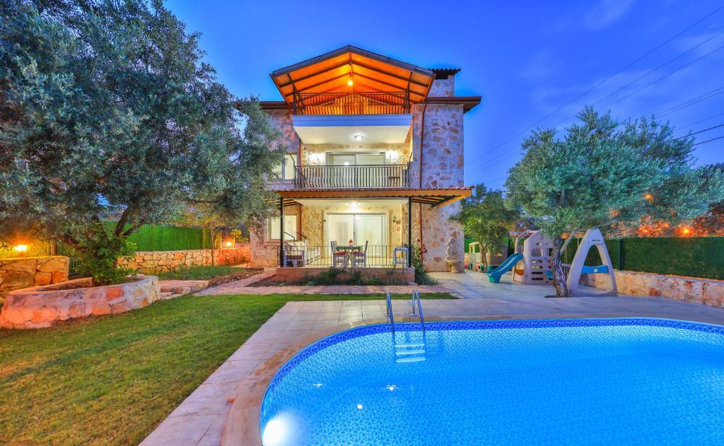 Вилла  Villa Candan Kaş  - отзывы Booking