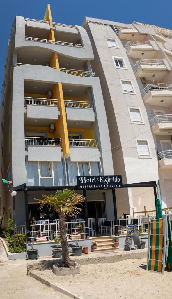 Отель  Hotel Klebrido  - отзывы Booking