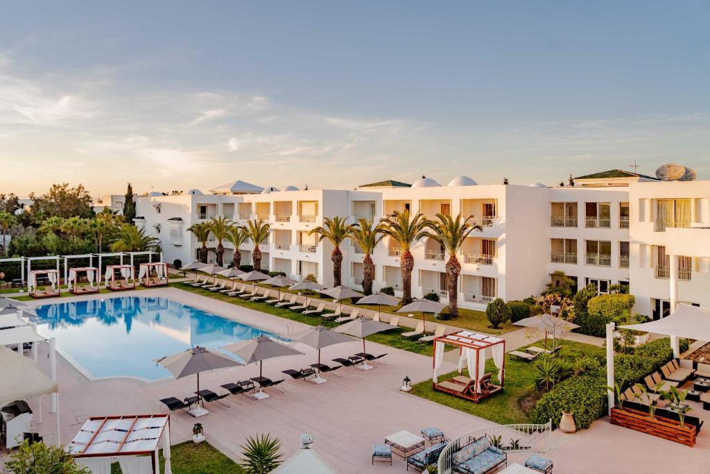 Курортный отель  Vincci Flora Park  - отзывы Booking