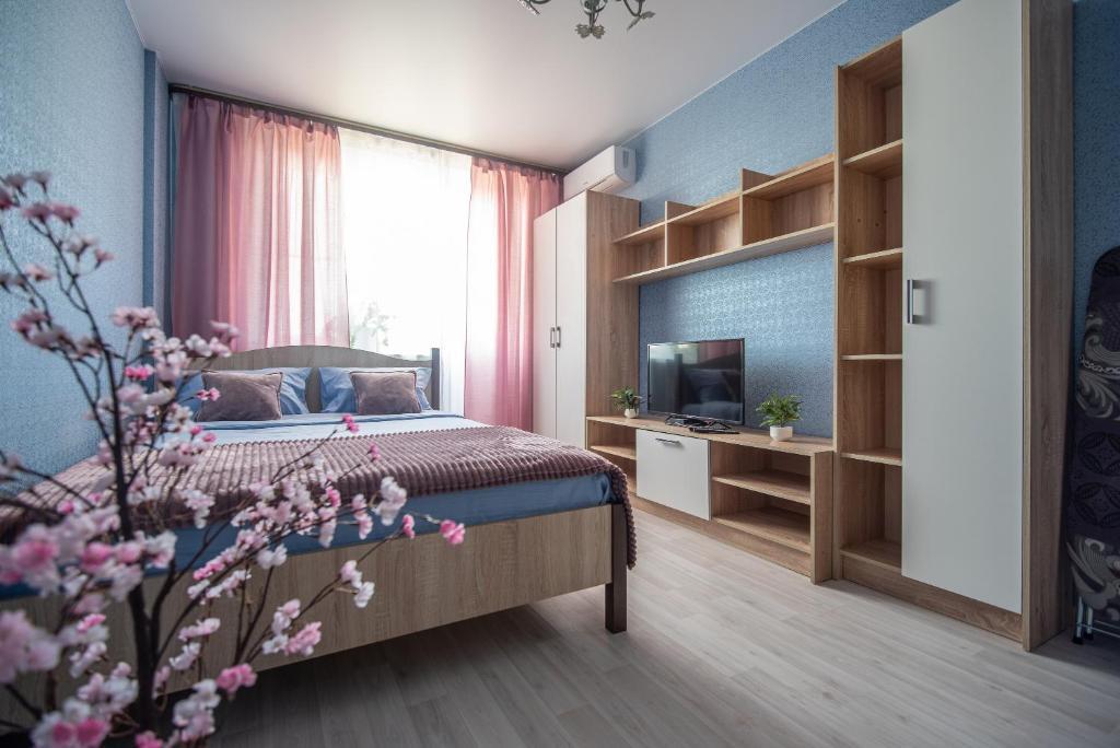 Апартаменты/квартира  ОДНУШКА в ОБЛАКАХ  - отзывы Booking