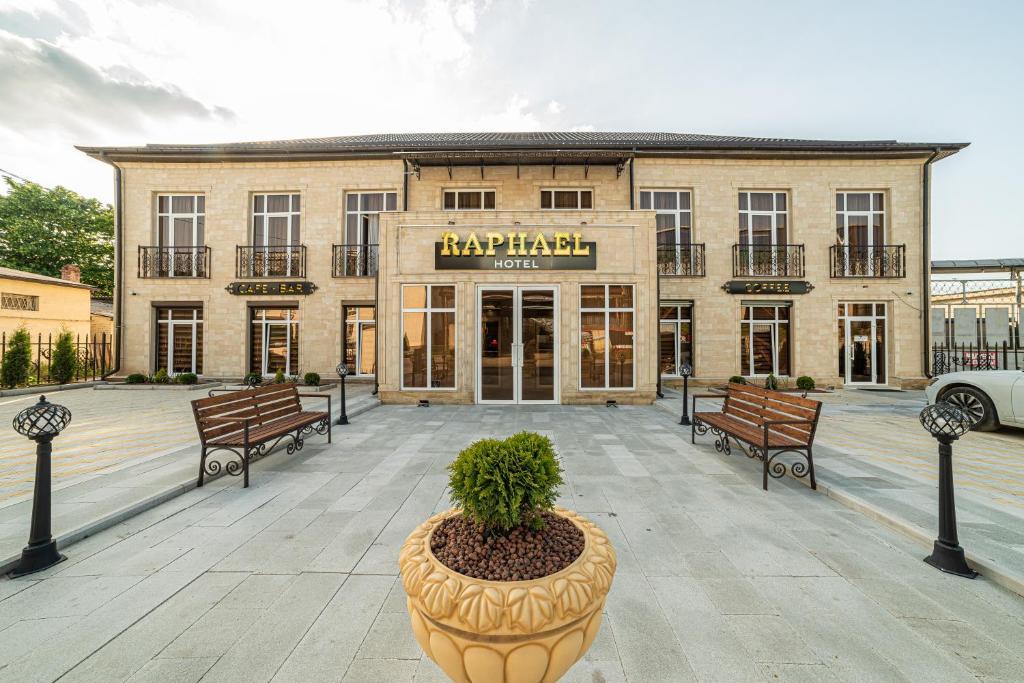 Отель  Отель «РАФАЭЛЬ» Нальчик  - отзывы Booking