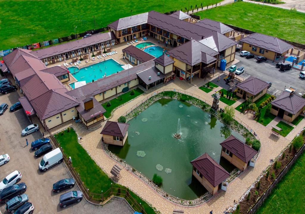 Курортный отель Акватермо (термальные источники) - отзывы Booking