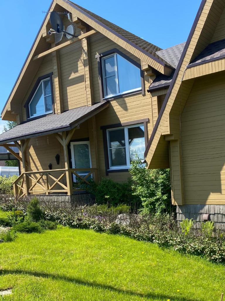 Дом для отпуска  Прекрасный дом около Валдая  - отзывы Booking