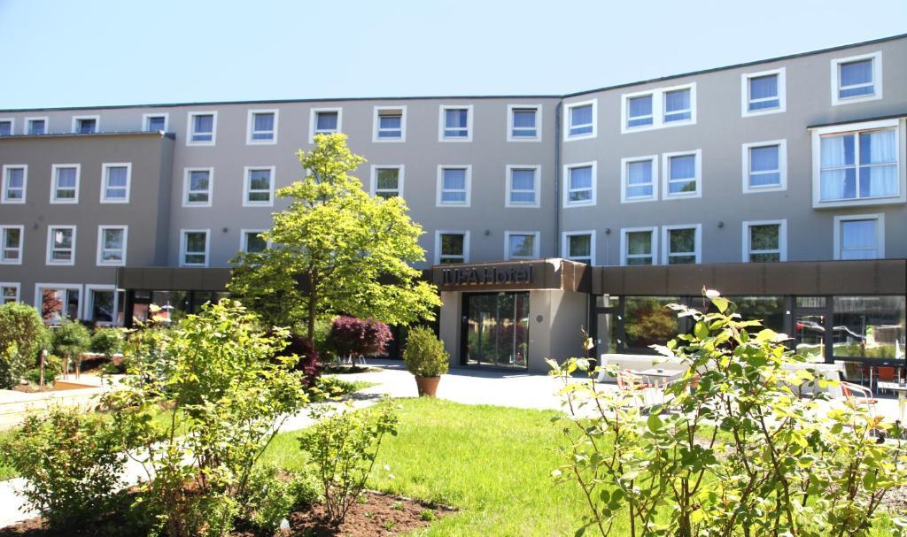 Отель  JUFA Hotel Salzburg  - отзывы Booking