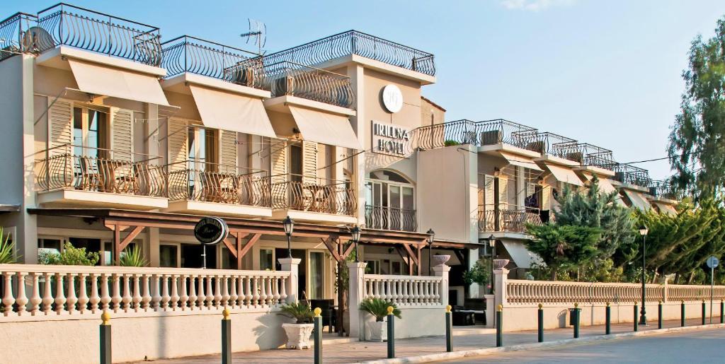 Отель  Irilena Hotel  - отзывы Booking