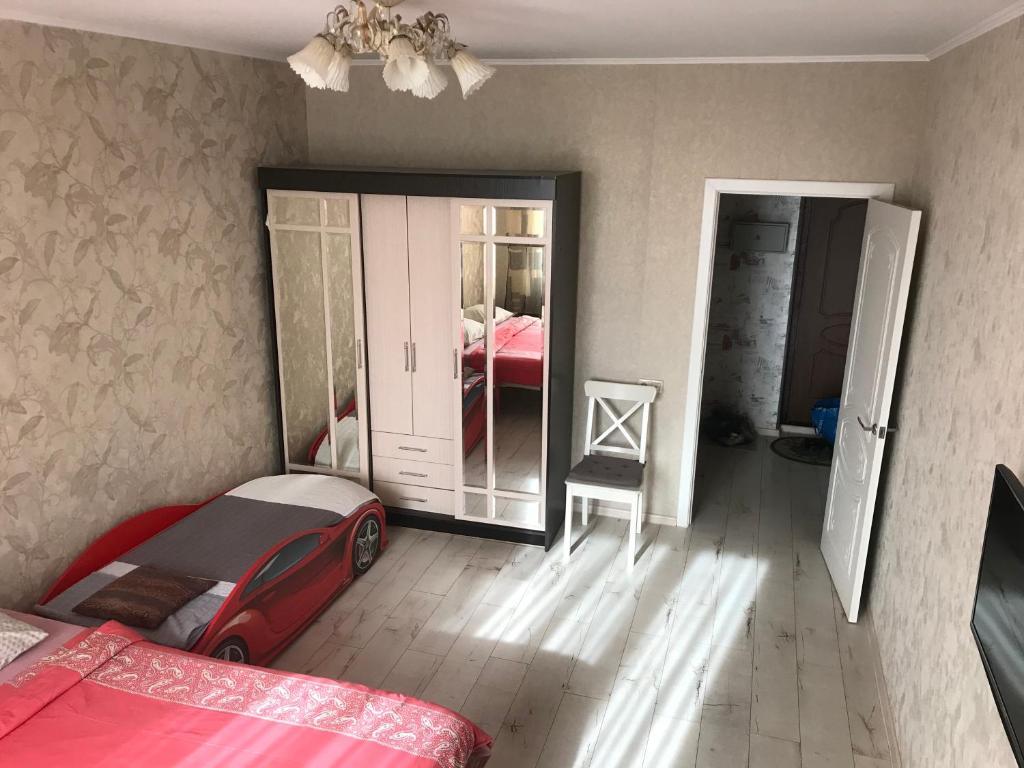Апартаменты/квартира Апартаменты на Пулковском шоссе 40 - отзывы Booking