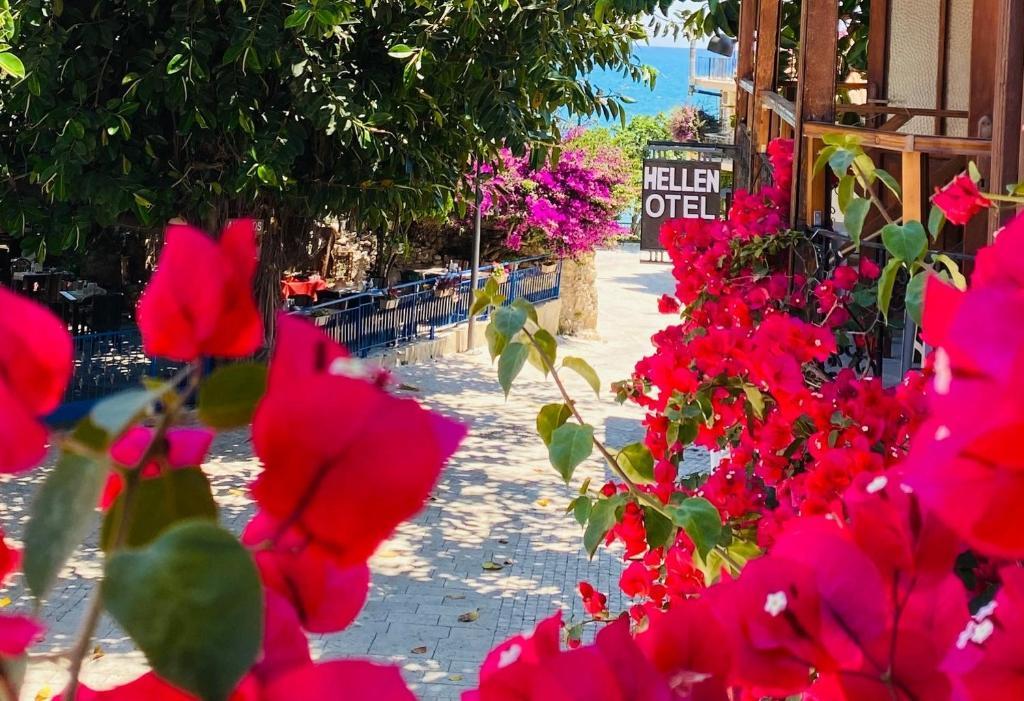 Отель  Hellen Hotel Side  - отзывы Booking