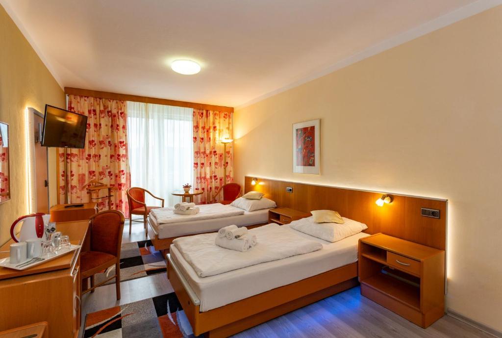 Отель  Fontána Lipno  - отзывы Booking