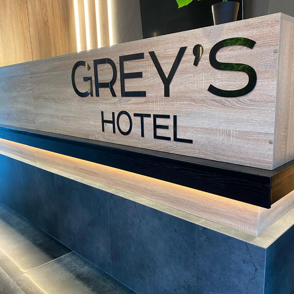 Отель  GREY'S HOTEL Грейс отель  - отзывы Booking