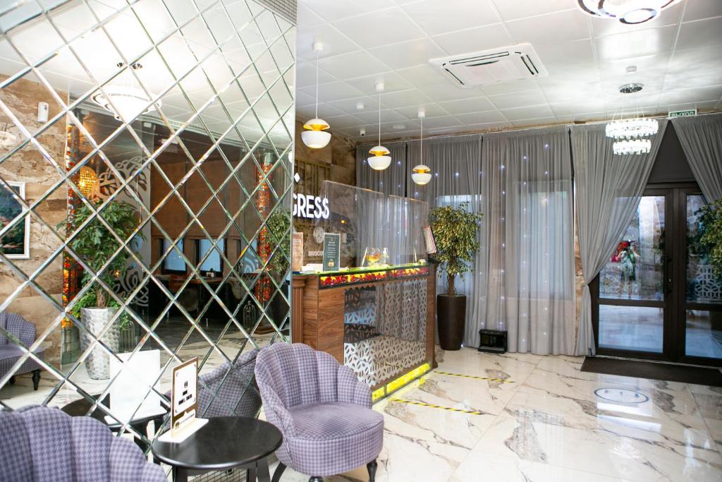 Отель  Апартаменты LETIQUE-центр  - отзывы Booking