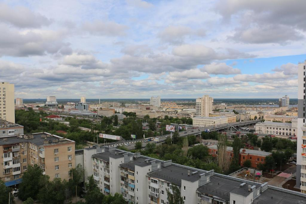 Апартаменты/квартиры Квартира в центре с видом на город