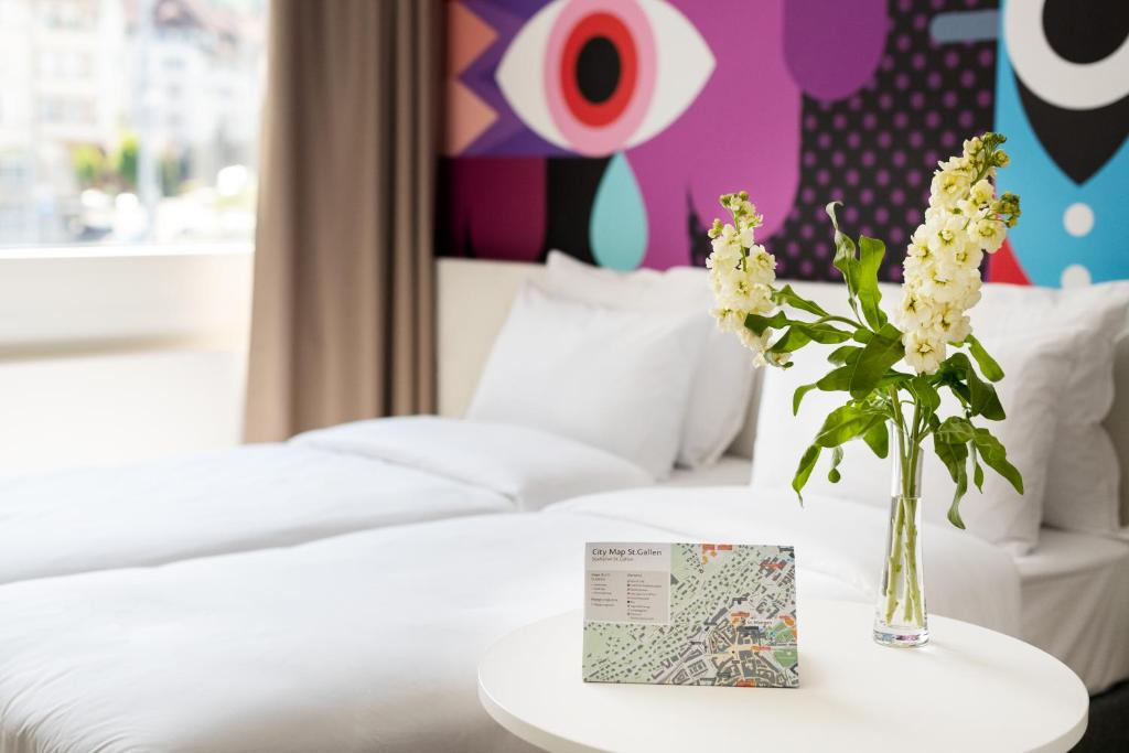 Отель  Отель  B&B Hotel St Gallen