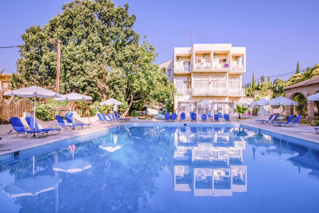 Отель  Amalia Corfu Hotel - Adults Only  - отзывы Booking