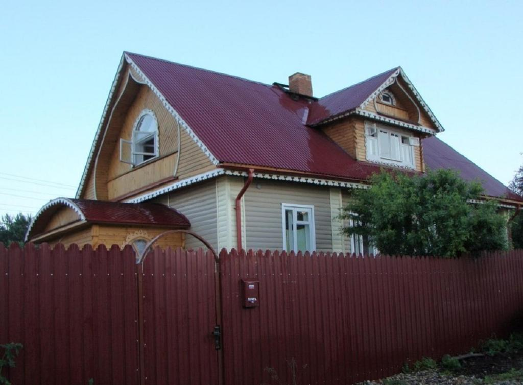 Дом для отпуска Гостевой дом Старый Город