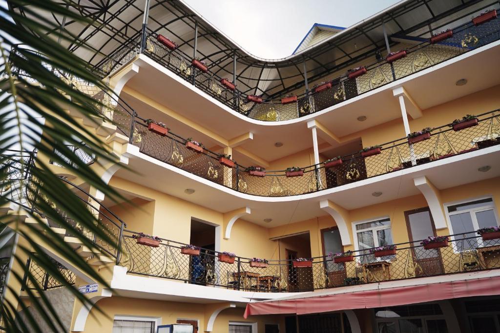 Гостевой дом  Отель Горизонт  - отзывы Booking