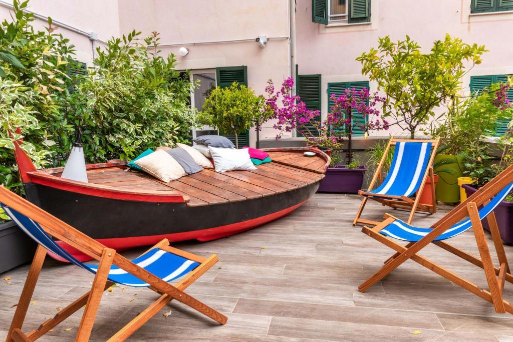 Хостел  Ostello Bello Genova  - отзывы Booking