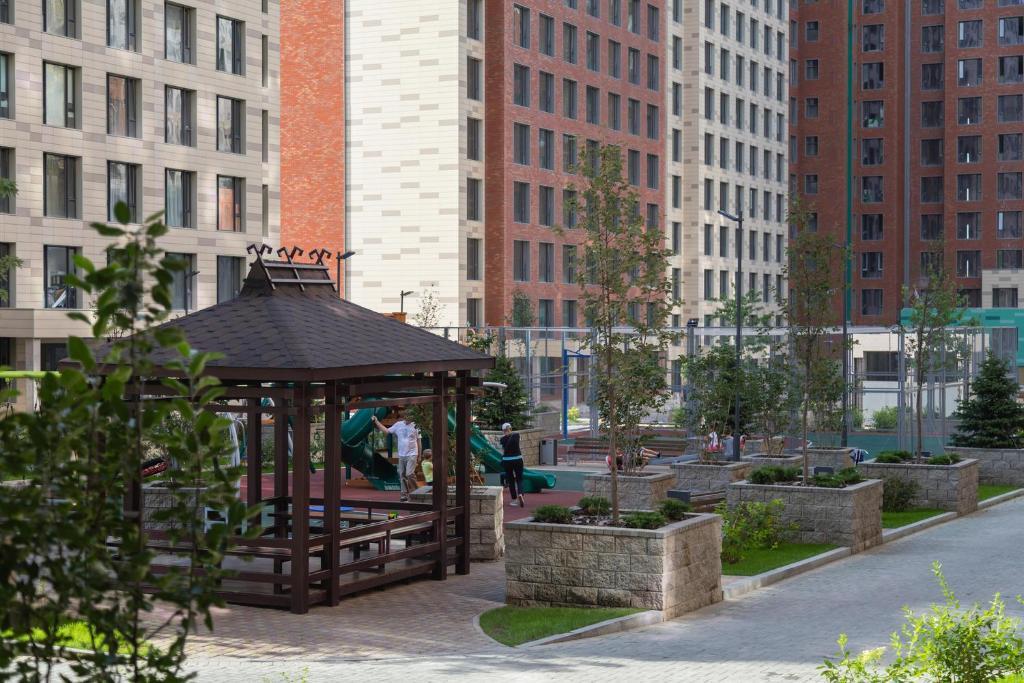 Апартаменты/квартира  Апартаменты в ЖК LEGENDA, Алматы (Apartment In LEGENDA Residence)