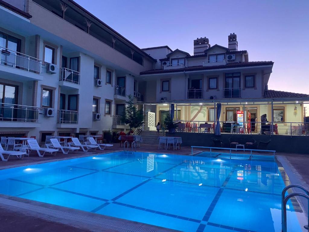 Отель  mucize termal spa  - отзывы Booking