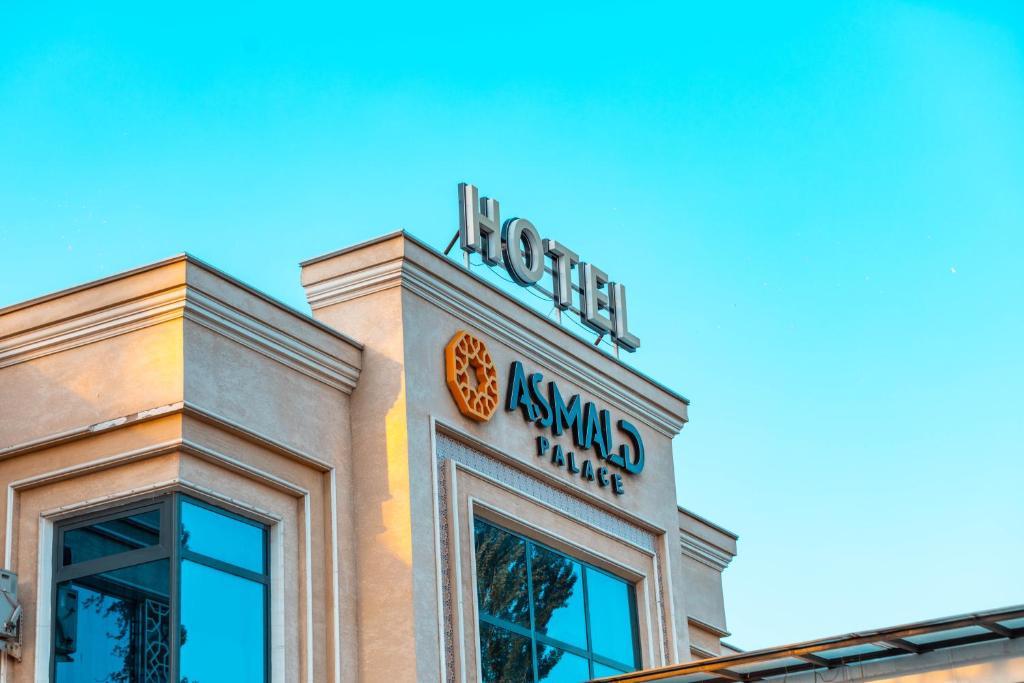 Отель  Asmald Palace Hotel  - отзывы Booking