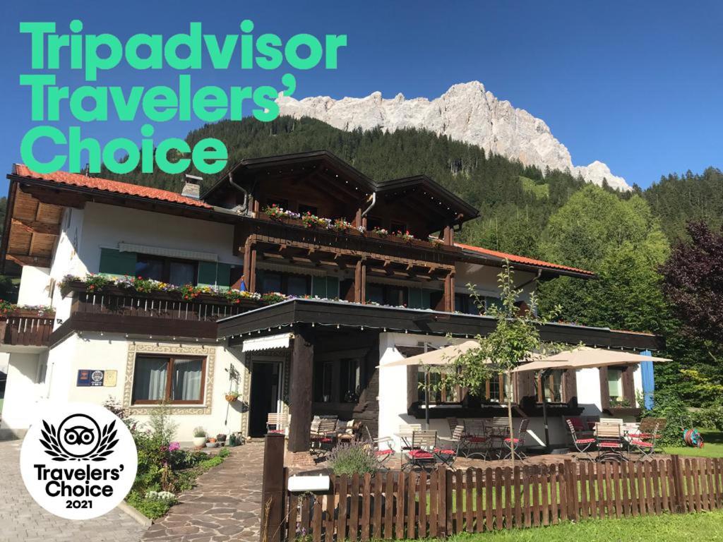 Отель  Das Halali - Dein Kleines Hotel An Der Zugspitze