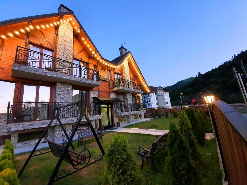Отель  Отель  Villa Jiji