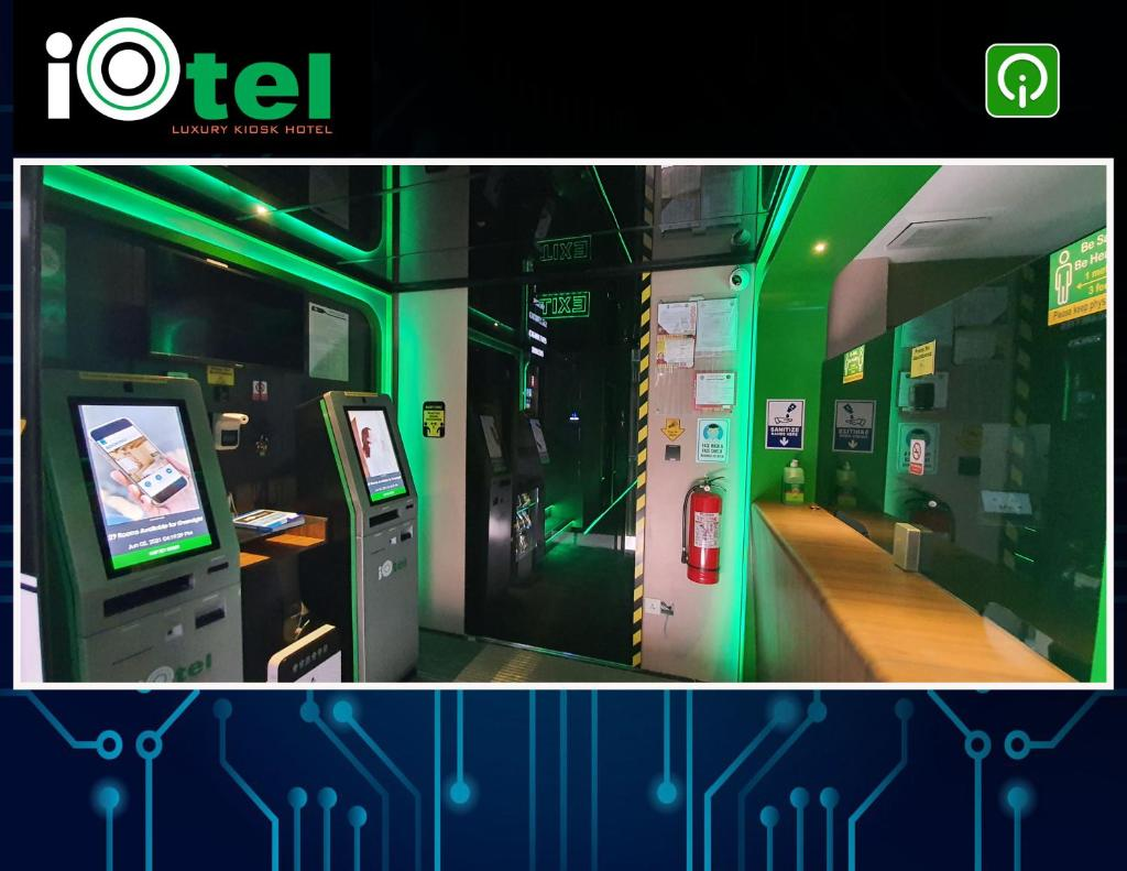 Отель  iOtel  - отзывы Booking