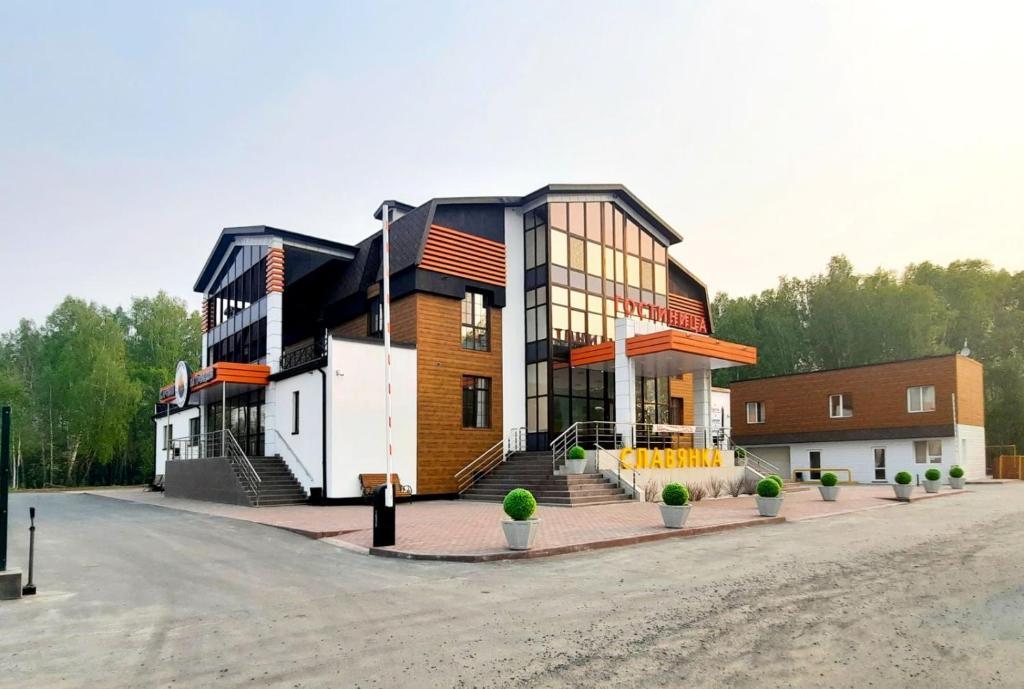 Отель Гостиница Славянка