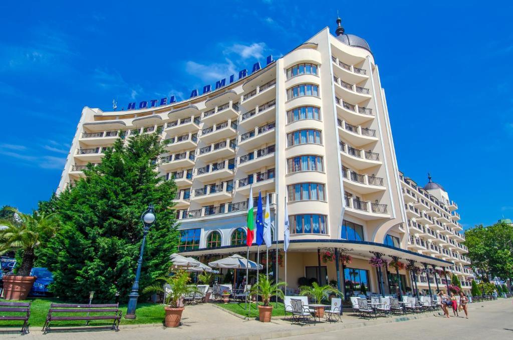 Отель  Hotel Admiral  - отзывы Booking