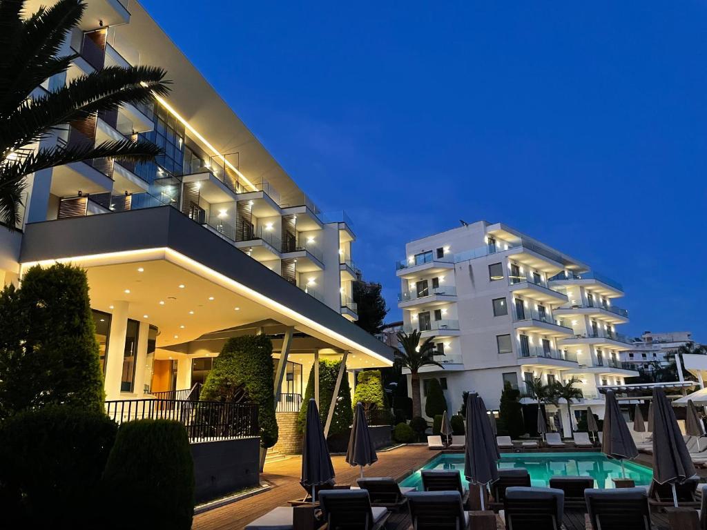 Отель Andon Lapa Suites - отзывы Booking